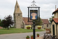 England's own leaning tower in , Dry Doddington which actually tilts further than the famous Leaning Tower Of Pisa