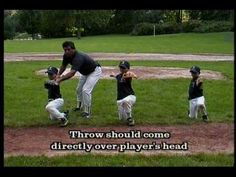 "Youth Baseball Pitching Drills: ""Towel Drill"" - YouTube"