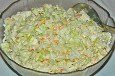 KFC Coleslaw is a five minute side dish you'll enjoy all summer long with your favorite chicken and more! KFC Coleslaw is one of my most personal childhood food memories. New Recipes, Dinner Recipes, Cooking Recipes, Easy Recipes, Healthy Recipes, Kfc Coleslaw, Coleslaw Recipes, A Food, Food And Drink