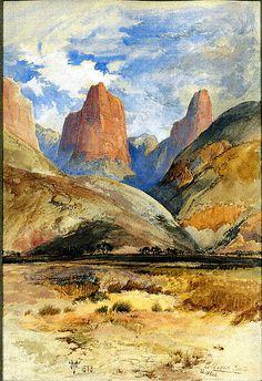 Colburn's Butte, South Utah
