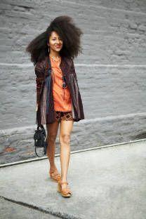 Street Chic: Afroista
