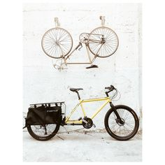 Cargo Bike, Shop, Store