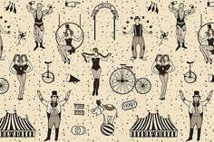 Find Seamless Circus Pattern stock images in HD and millions of other royalty-free stock photos, illustrations and vectors in the Shutterstock collection. Thousands of new, high-quality pictures added every day. Carnival Tattoo, Circus Tattoo, Circus Tickets, Circus Aesthetic, Shadow Puppets, Restaurant Branding, Icon Collection, Vintage Circus, Symbolic Tattoos
