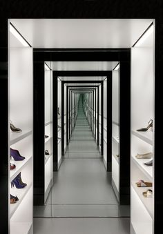 UK-based shoe and accessory retailer Kurt Geiger has been rolling out its new retail store concept in the UK and around the world with the help of its long-time collaborators at Found Associates of London. Kurt Geiger's flagship store and headquarters at 198 Regent Street in London's West End is a glamorous shoe emporium within …