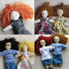 custom dolls-you choose all the features.