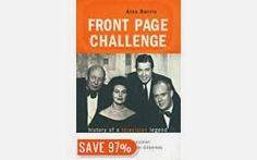 June 24 – Front Page Challenge, television's longest continuously running panel show, starts broadcasting on the Canadian Broadcasting Corporation network. It runs for 38 years. - Google Search