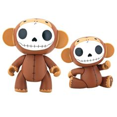 Choco Munky the Monkey Figurine Vinyl from Skeletons out of the Closet for $13.00