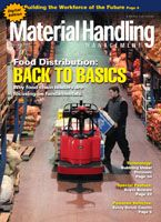 Material Handling  - Back to the Basics Article about used equipment