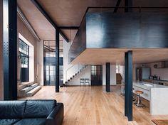 Design father. Loft.