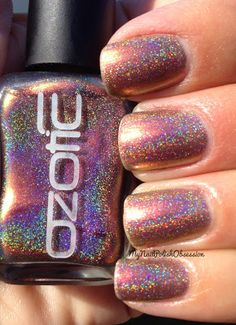 My Nail Polish Obsession: Ozotic 531