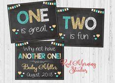 Third Baby Pregnancy Announcement Signs - Hattie Baby Name - Ideas of Hattie Baby Name - Sibling Pregnancy Reveal, Third Baby Announcements, Baby Announcement To Parents, Baby Announcement Pictures, Pregnancy Announcement To Husband, Third Pregnancy, Baby Pregnancy, Pregnancy Info, Pregnancy Reveal Photos