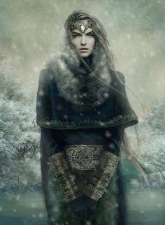 Realism In Fantasy Art Featuring Digital Artist Eve Ventrue Warrior Princess, Fantasy Women, Dark Fantasy, Fantasy Inspiration, Character Inspiration, Eve Ventrue, Character Portraits, Character Art, Fantasy Characters