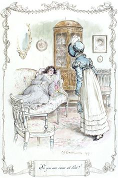 'So You Are Come At Last' - Jane Austen's Persuasion, 1909