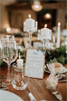 White and gold menu | Image by Ulrike Photography Got Married, Getting Married, Champagne Fountain, Wedding Planner, Destination Wedding, Wooden Table And Chairs, Famous Wines, French Wedding Style, Grand Jour