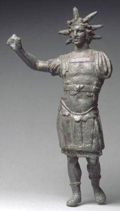 Deus Sol Invictus Louvre.