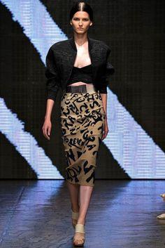 Donna Karan Lente/Zomer 2015 (37)  - Shows - Fashion