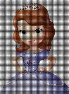 Beautiful Sofia Crochet Pattern