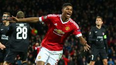Marcus Rashford and 6 Other Man Utd Strikers Who Scored on Their Debut