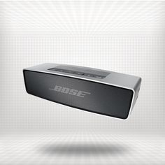 This Bose SoundLink Mini Bluetooth Speaker is a great way to bring rich sound everywhere you go. The solid aluminum housing means it can stand up to everyday use and the lithium-ion battery means the tunes last longer than you do. It also comes in a bunch of cool colors to best fit your music scene.