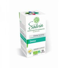 Detox'aroma Bio Salvia