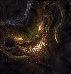 Cuando Melkor volvió de Valinor, ahora bajo el nombre de Morgoth, y fue atacado por la criatura arácnida Ungoliant en la costa helada de Lammoth, en Beleriand, los Balrogs despertaron y ayudaron a su amo, espantando a la araña.