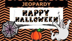 Do you know who started the Halloween tradition or which candy is the most popular Halloween candy? This Jeopardy game is a fun and educational activity for students made to teach them about the history of Halloween in a fun and interactive way featuring Halloween questions with multiple choice options.