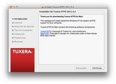 Tuxera NTFS 2017 Product Key + Crack Full Version