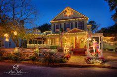 Photographier les lumièrs de Noël
