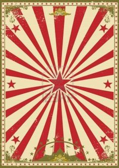 circus wall background | retro circus background for your show