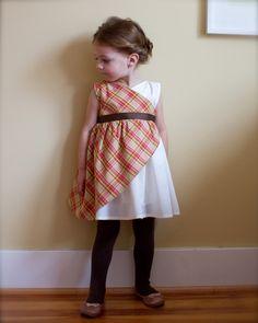 sweet tartan dress: front   Flickr - Photo Sharing!