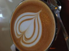 Latte from Tiong Bahru Bakery