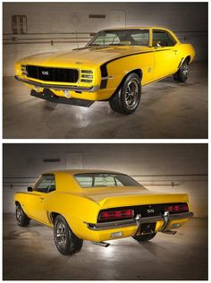 1969 RS/SS Camaro change the color tho General Motors, Jaguar, Volkswagen, Automobile, Mustang, Toyota, Yellow Car, Ex Machina, Sweet Cars