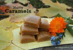 Nutty Caramels (SCD) #TheNerdyFarmWife