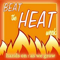 Ice & Water Play : 38 Ways to Beat the Heat