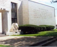 Iowa Masonic Library & Museum in Cedar Rapids, Iowa