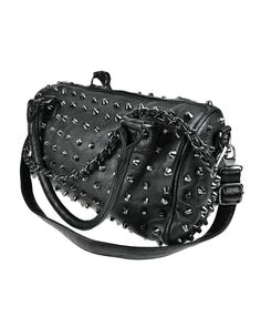 Machine Anarchy Bag, because I need a damn handbag already and this is just too perfect~ #TRAGICBEAUTIFUL