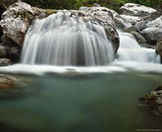 Wide by Dimitrios P. - Papa-Rema Canyon, Mt. Olympus, Pieria, Greece [photogrifos.deviantart.com]