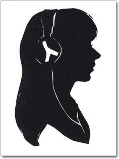 custom made silhouettes