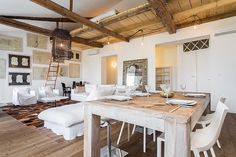 Contemporary Warehouse. Amazing contemporary/eclectic Warehouse residence situated in France.