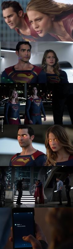 They are the BEST!!!!  Superman & Supergirl