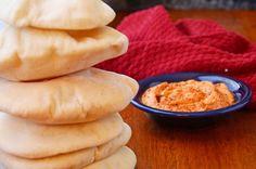 Soft Bread Pita Pockets