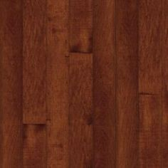 Bruce American Originals Salsa Cherry Maple 3/4 in. Thick x 2-1/4 in. Wide x Random Length Solid Wood Flooring (20sq.ft./case)-SHD2728 at Th...
