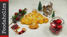 Τυρόπιτα φόρμας με ζύμη γιαουρτιού – foodaholics.gr Christmas Art, Christmas Ornaments, Christmas Recipes, Gingerbread Cookies, Holiday Decor, Desserts, Greek, Food, Youtube