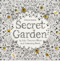 This interactive activity book takes you on a ramble through a secret garden created in beautifully detailed pen-and-ink illustrations  -  all waiting to be brought to life through colouring. There are also bits of the garden that still need to be completed by you.