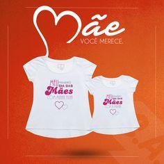 Kit Primeiro Dia das Mães! #talmãetalfilha #primeirodiadasmães #mãe #love