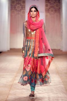 Ashima Leena : Couture - I wish we embraced Indian design in the U.S. It's modest yet stylish, colorful without being garish, feminine and comfortable. And embellishments and accessories are to die for! Would love to see these ethnic designs come into vogue here.