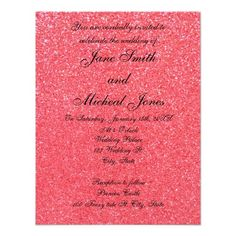 Discount DealsLight pink glitter wedding invitationswe are given they also recommend where is the best to buy