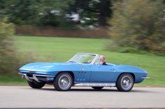 1965 Corvette Convertible 396 Cid picture