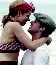 """The Notebook--""""We're gonna have to work at this every day, but I want to do that because I want you. I want all of you, for ever, you and me, every day."""""""
