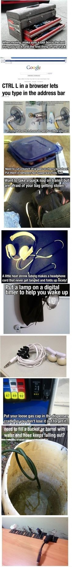 Need Help With Your Life? Here, Have Some Life Hacks!